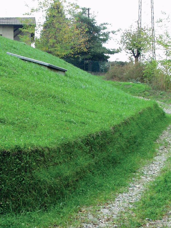 Erosionskontrolle