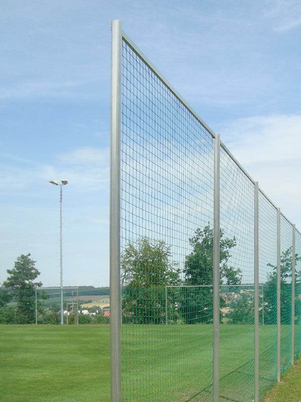 Sports ground fences