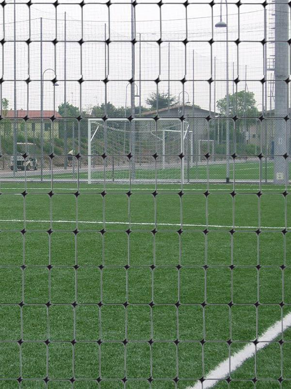Sports ground fences
