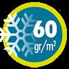 protezione dal freddo 60g