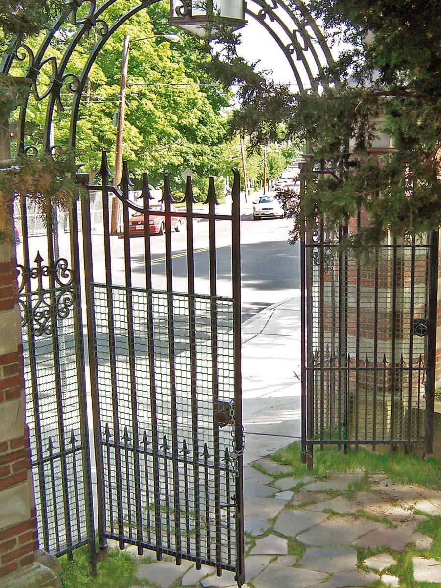 CUADRADA 20 su cancello