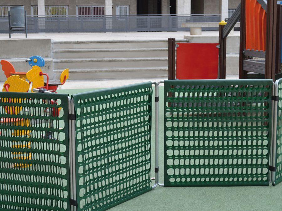 Recinzioni Plastica Per Giardino.Recinzioni Modulari Recinzione Temporanea Tenax