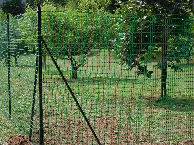 Reti da recinzione TENAX