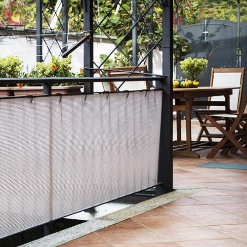 Schermature decorative recinzioni ringhiere Tenax TEXSTYLE PLUS