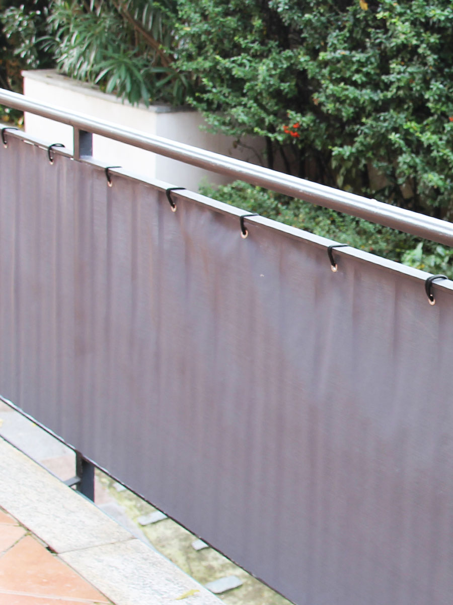 Schermatura decorativa recinzioni ringhiere Tenax TEXSTYLE PRIVÉ