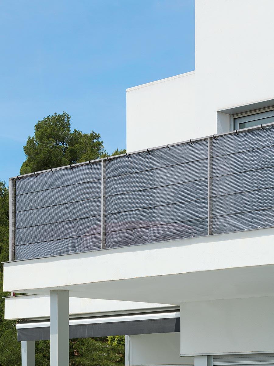Schermatura decorativa recinzioni ringhiere Tenax TEXSTYLE VIP