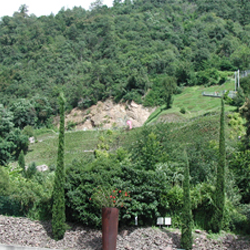 Landscaping con terre rinforzate Sistema Tenax Rivel