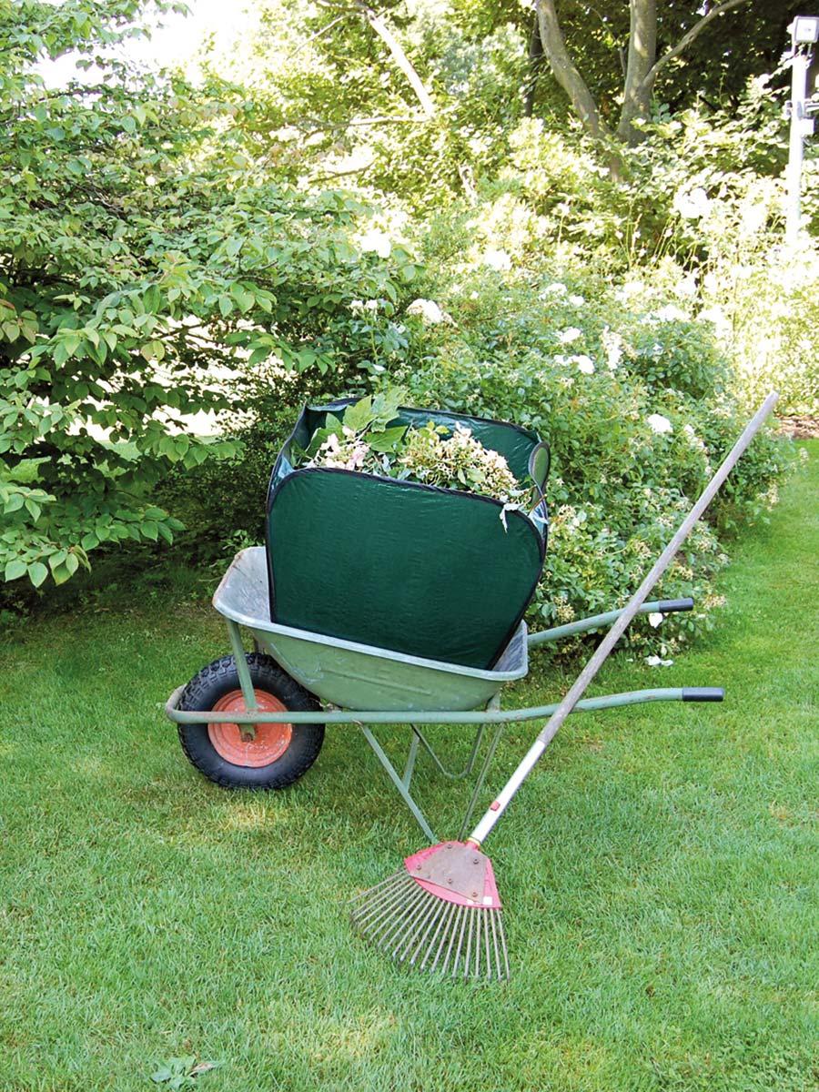 Borsone da giardinaggio da posizionare nella carriola CARRYALL BAG