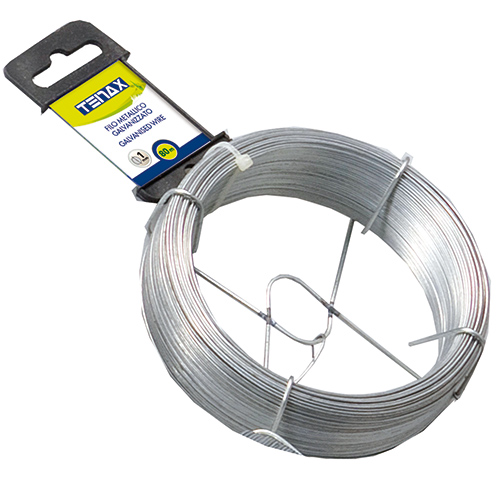 GALVANIZED LIGHT METAL WIRE