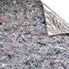 Dettaglio della maglia di protezione per pavimenti durante la tinteggiatura PAINTER PAD