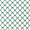Dettaglio della rete salvaprato in plastica TENAX TR