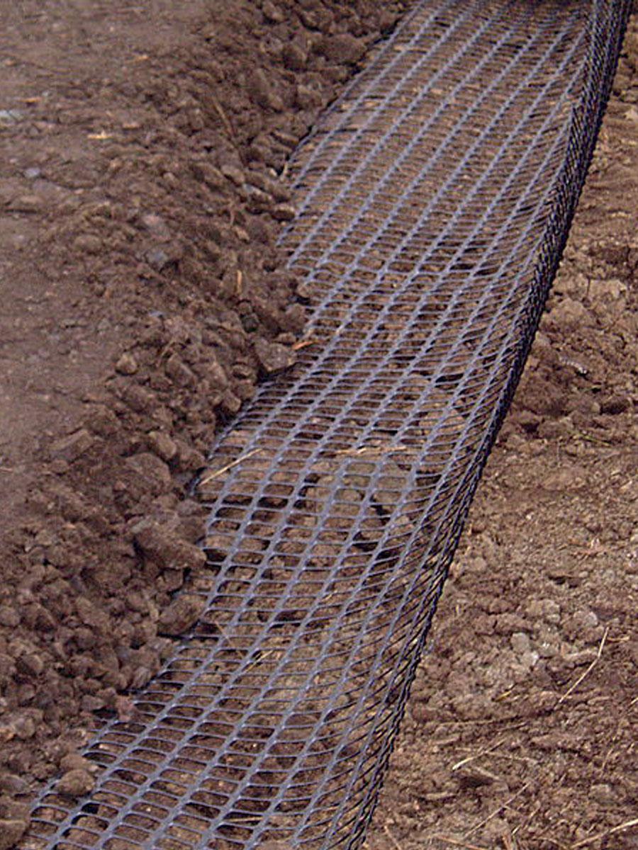 Geogriglia in Polipropilene Tenax LBO 330