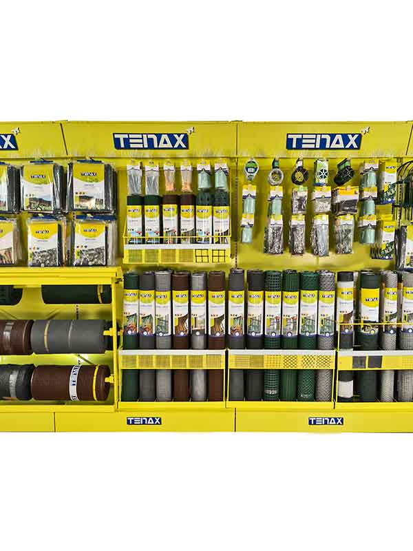 Modular shelf displays