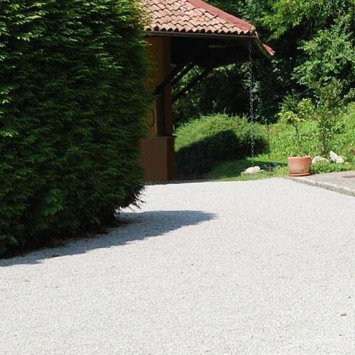 GRAVEL LOCK – Cortile e vialetto d'accesso