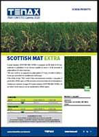 scheda prodotti prato artificiale Tenax Scottish